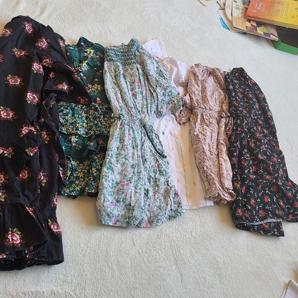 GAP girls dresses Bundle of 6